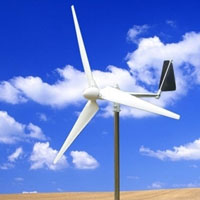 WG1.5KW 48V Wind Turbine Wind Power Generator