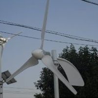 WG800W 12V Wind Turbine Generator Wind Power System