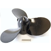 Brand New 2 HP 2 Stroke Water-Cooled Outboard Propeller