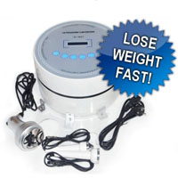 2-in-1 40Khz Ultrasonic Liposuction Cavitation Slimming Machine