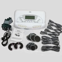 Microcurrent Body Shaper Fat Loss Fitness Spa Machine