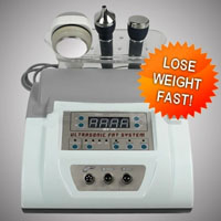 Ultrasonic 40k Cavitation Liposuction Fat Trimming Machine