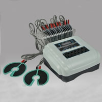 Microcurrent Body Shaping Firm Tone Fitness Spa Machine