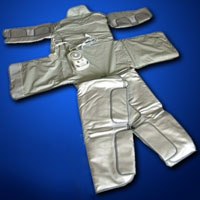 Far Infrared (FIR) Personal Heating Lay Down Sauna Suit