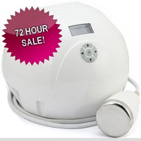 Sphere Ultrasonic Liposuction Radio Frequency Cavitation Body Slimming Machine