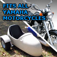 Yamaha Side Car Motorcycle Sidecar Kit