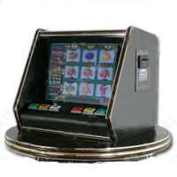 "Lil Guy Countertop 15"" LCD Cherry Master Machine"