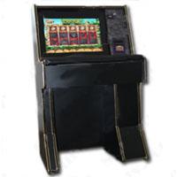 "Sitdown Deluxe 22"" Wide Touchscreen LCD Cherry Master Machine"