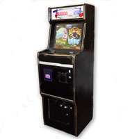 "Nudge to Win Marquee 19"" Touchscreen LCD Cherry Master Machine"