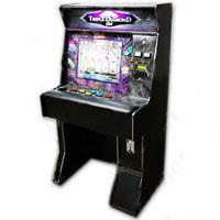 """Sitdown Marquee 19"""" LCD Cherry Master Machine"""
