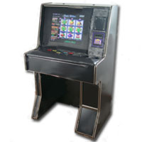 "Sitdown Deluxe 19"" LCD Cherry Master Machine"