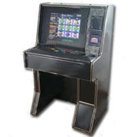 "Sitdown Deluxe 19"" LCD Cherry Master Machine"