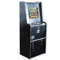 "Standard Trimline 19"" LCD Cherry Master Machine with Pull Tab Card Dispenser"