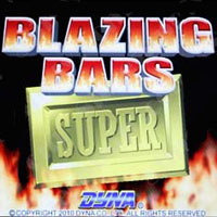 Blazing Bars Cherry Master LCD Video Slot Machine Game