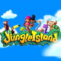 Jungle Island Cherry Master LCD Video Slot Machine Game