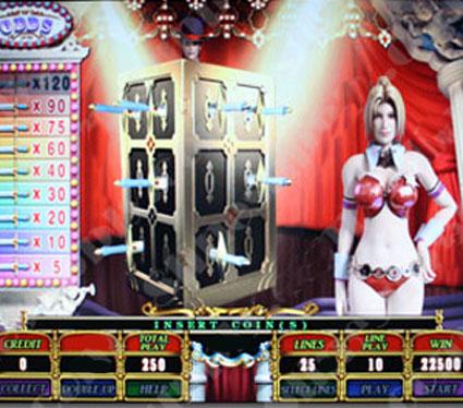 Roulette wheel of luck