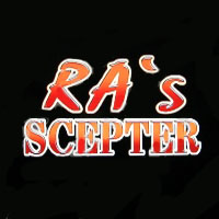 Ra's Scepter Master LCD Video Slot Machine Game
