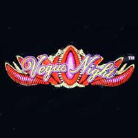 Vegas Night Cherry Master LCD Video Slot Machine Game