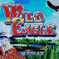 Wild Eagle Cherry Master LCD Video Slot Machine Game