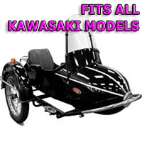 Classic Rocket Side Car Scooter Sidecar Kit