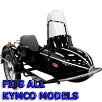 Classic Rocket Side Car Motorcycle Sidecar Kit