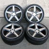 "19"" Mercedes Benz Wheels Rims Tires for CLS SL Class"