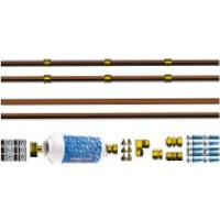24 FT Copper Professional Misting System
