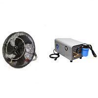 "1 18"" Fan Kit with 300 PSI Pump"