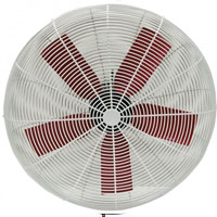 "24"" Heavy Duty Misting Fan"