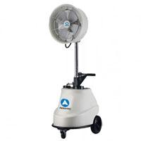 "Aero-Cool Portable 18"" Oscillating Misting Fan"