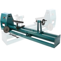 40' Inch 4 Speed 1/2 HP 120v Wood Turning Lathe Machine