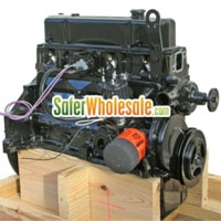 3.0L GM Base Marine Engine (1967-2012 Replacement)