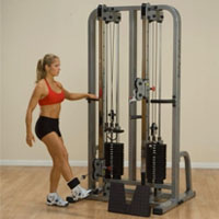 EXM3000LPS Home Fitness Gym