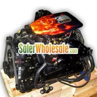 6.3L (383 ci) Inboard MerCruiser Marine Engine Package
