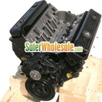 5.0L (305ci) Vortec Base Marine Engine (1996-2012 Replacement)