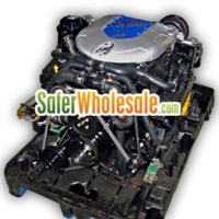 Brand New 5.7L MPI MerCruiser Scorpian Marine Engine Package (Inboard Replacement)