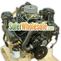 5.7L Vortec Marine Engine - GOLD Package (1967-2012 Replacement)
