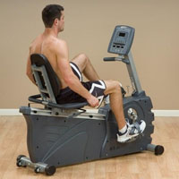 Endurance B2.5R Recumbent Bike