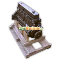 In-line-6 Cylinder (250 ci) Remanufactured Base Marine Engine