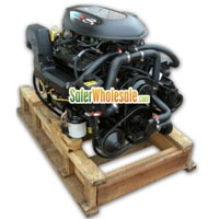 5.7L Complete Engine Package (1979-1989 OMC Applications)