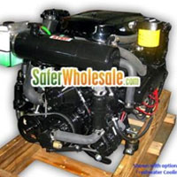 Indmar 5.7L Complete MPI Marine Engine Package (1992-Later Volvo Penta and OMC Applications)