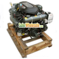 5.7L Complete Marine Engine Package (Inboard or V-Drive Replacement)