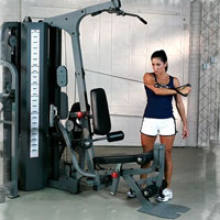 First Degree Fitness Aspen Stairmill