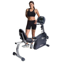 Endurance B2R Manual Recumbent Exercise Bike