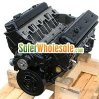 5.7L (350ci) Base Marine Engine (1987-1995 Replacement)