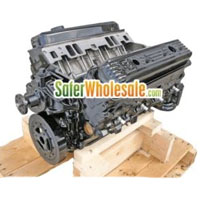 5.7L (350ci) Vortec Base Marine Engine (1996-2012 Replacement)
