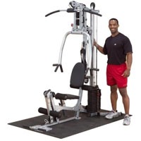 Powerline BSG10X Home Fitness Gym