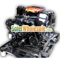 6.3L (383 ci) 350HP MerCruiser Complete Marine Engine Package