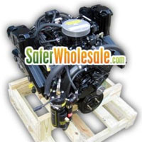 5.7L MPI Vortec CRUSADER Power-Pack SD Marine Engine