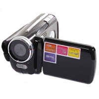 "1.8"" LCD 1.3MP Digital Camera with 4X Digital Zoom"